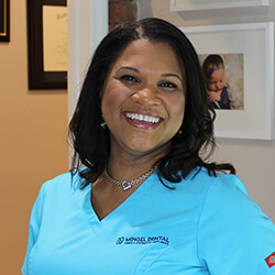 Dental Hygientist. Dionne