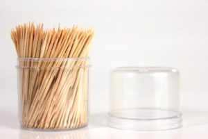 Toothpicks.